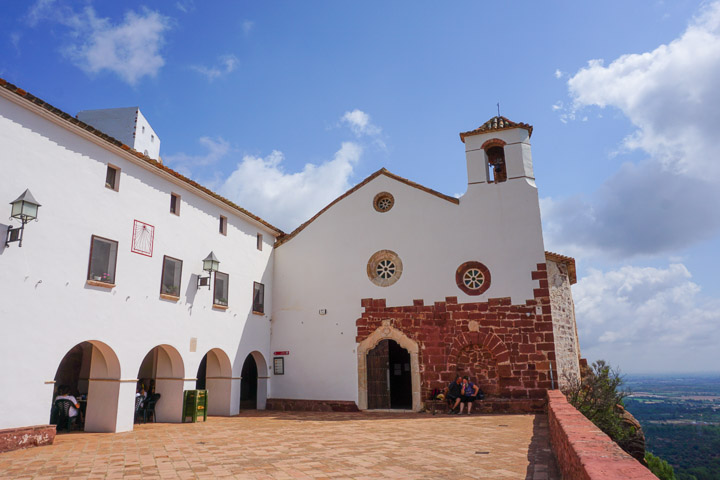 Ermita de Mare de Déu de la Roca