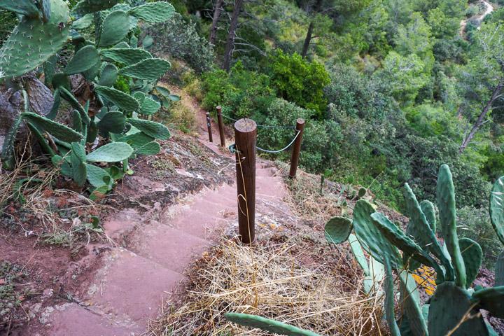 Les Escales del Diable
