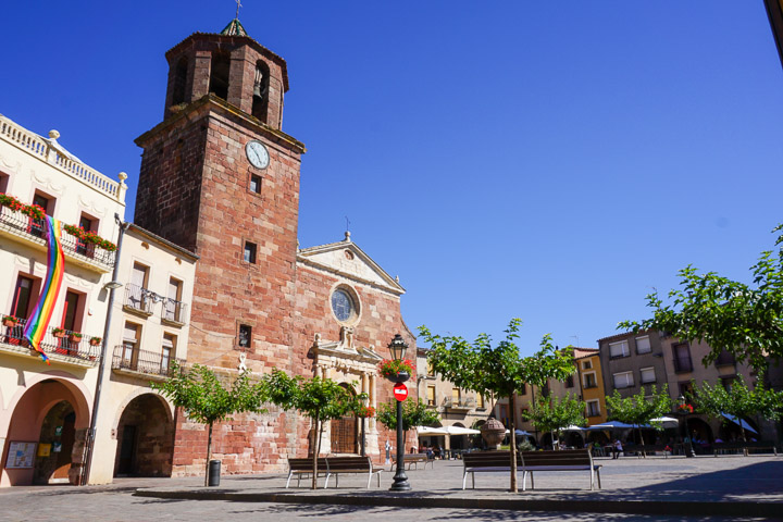 Parroquia de Santa María de Prades