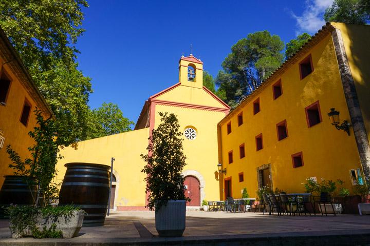 Ermita de Santa Marina de Pratdip