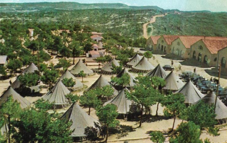 Tiendas de Los Castillejos