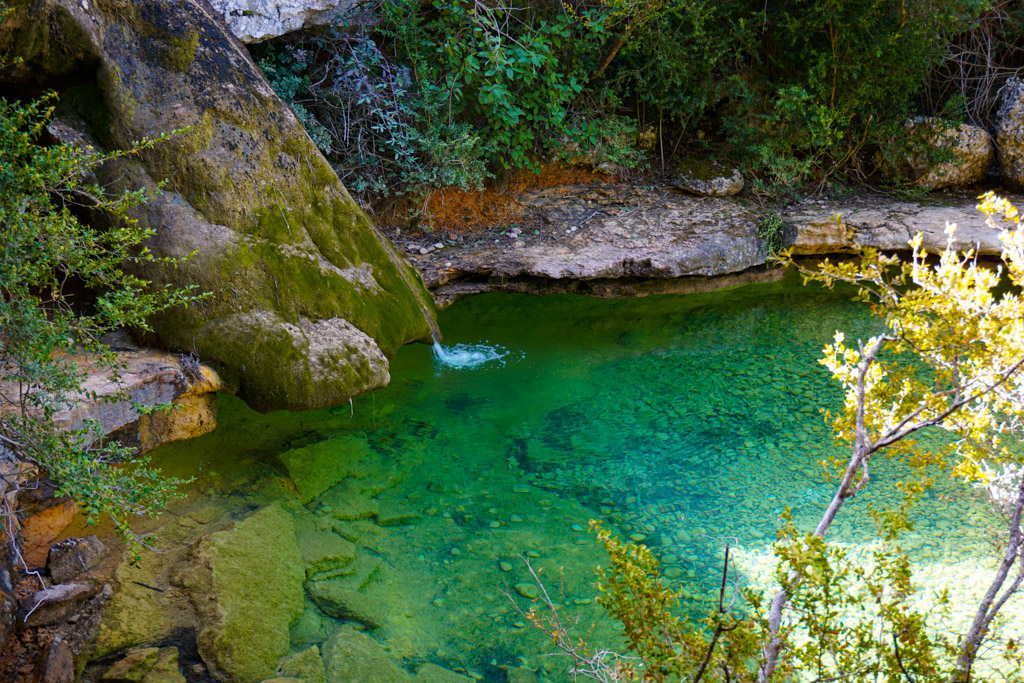 Toll de l'Ou de la Serra del Montsant