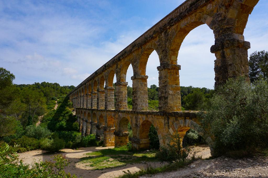 Pont del diable de Tarragona