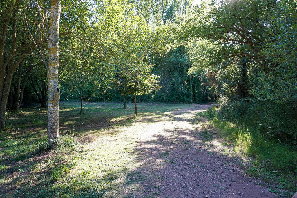 Camino de Roca Foradada de Prades