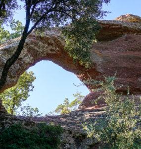 Roca Foradada de Prades